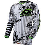 2013 O'Neal Element Jersey - Toxic - O'Neal Dirt Bike Riding Gear