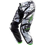 2013 O'Neal Element Pants - Toxic -  Dirt Bike Riding Pants & Motocross Pants