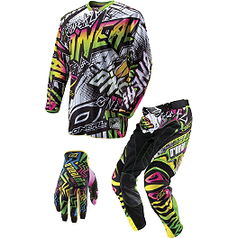 2013 O'Neal Hardwear Combo - Automatic - 2013 Troy Lee Designs SE Pro Combo - McGrath