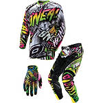 2013 O'Neal Hardwear Combo - Automatic - O'Neal Dirt Bike Riding Gear