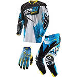 2013 O'Neal Hardwear Combo - Vented - Discount & Sale Dirt Bike Riding Gear