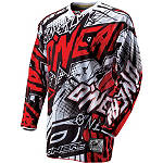 2013 O'Neal Hardwear Jersey - Automatic - O'Neal Dirt Bike Products