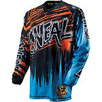 2013 O'Neal Mayhem Jersey - Crypt - Discount & Sale Dirt Bike Jerseys