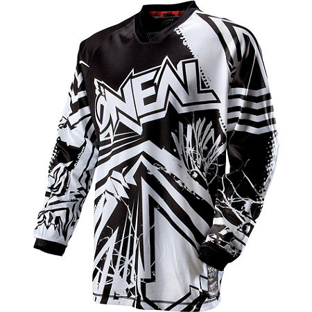 2013 O'Neal Mayhem Jersey - Roots - Main