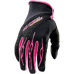2014 O'Neal Women's Element Gloves - Women's Motocross Gear