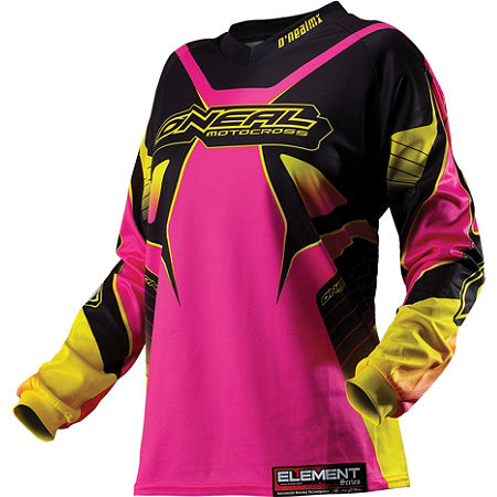2013 O'Neal Women's Element Jersey - Main