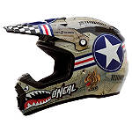 2014 O'Neal 5 Series Helmet - Wingman - O'Neal ATV Riding Gear
