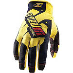 Race Yellow-Black Glove