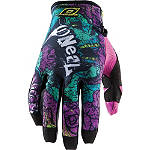 Zombie Black-Purple Glove