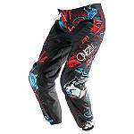 2014 O'Neal Element Pants - Mutant - In The Boot Utility ATV Pants