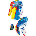 2014 O'Neal Hardwear Combo - Dirt Bike Riding Gear