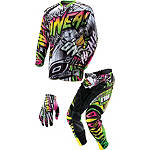 2014 O'Neal Hardwear Combo - Automatic - Dirt Bike Riding Gear
