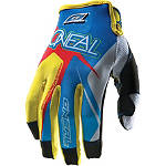 Race Blue-Red-Yellow Glove