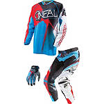 2014 O'Neal Hardwear Combo - Vented - Dirt Bike Riding Gear