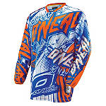2014 O'Neal Hardwear Jersey - Automatic - O'Neal Dirt Bike Products