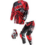 2014 O'Neal Mayhem Combo - Roots -  Dirt Bike Pants, Jersey, Glove Combos