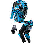2014 O'Neal Mayhem Combo - Roots Vented - Dirt Bike Riding Gear