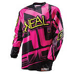 2014 O'Neal Women's Element Jersey - Dirt Bike Riding Gear