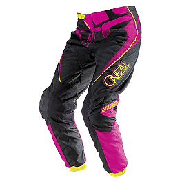 2014 O'Neal Women's Element Pants - 2014 O'Neal Women's Element Jersey