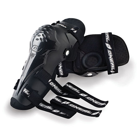 2011 O'NEAL YOUTH PUMPGUN KNEE GUARDS - BLACK - Main