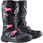 2014 O'Neal Girl's Element Boots - Utility ATV Riding Gear