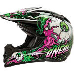 2013 O'Neal Youth 5 Series Helmet - Mutant - ONEAL-PROTECTION Dirt Bike kidney-belts