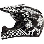 2014 O'Neal Youth 5 Series Helmet - Piston - Cycle Case Dirt Bike Helmets and Accessories