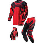 2013 O'Neal Youth Element Combo - O'Neal Utility ATV Pants, Jersey, Glove Combos