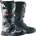 2014 O'Neal Youth Element Boots - Panic - Kid's Motocross Riding Gear