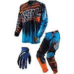 2013 O'Neal Youth Mayhem Combo - Crypt - O'Neal Dirt Bike Pants, Jersey, Glove Combos