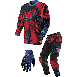 2013 O'Neal Youth Mayhem Combo - Roots - 2013 Troy Lee Designs Youth GP Combo - Mirage