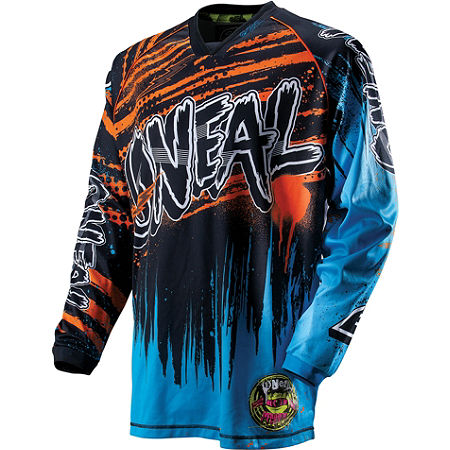 2013 O'Neal Youth Mayhem Jersey - Crypt - Main