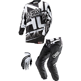 2014 O'Neal Youth Element Combo - 2014 Thor Youth Quadrant Chest Protector