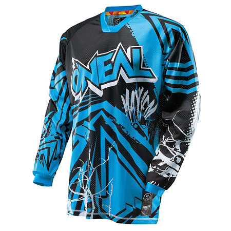 2014 O'Neal Youth Mayhem Jersey - Roots Vented - Main