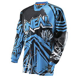 2014 O'Neal Youth Mayhem Jersey - Roots Vented - 2014 Troy Lee Designs Youth Air Gloves