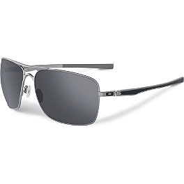 Oakley Plaintiff Squared Sunglasses - Oakley Garage Rock Sunglasses