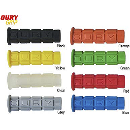 Oury ATV Grips - Thumb Throttle - Pro Grip 727 ATV Grips - Thumb Throttle