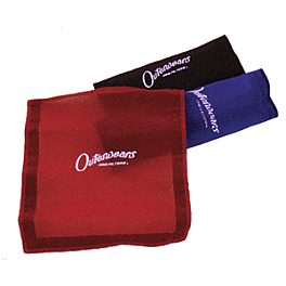 Outerwears Airbox Cover - 2000 Bombardier DS650 Moose Air Filter