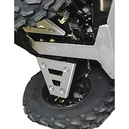 Pro Armor A-Arm Armor - Front - 2005 Suzuki KING QUAD 700 4X4 Quadboss Lift Kit
