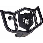 Pro Armor Dominator Front Bumper - Black - Pro Armor Racing ATV Products
