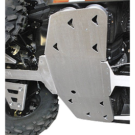 Pro Armor Mid-Chassis Armor - 2005 Kawasaki BRUTE FORCE 750 4X4i (IRS) Kawasaki Genuine Accessories Front CV Joint Guards