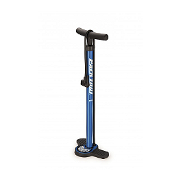 Park Tool Home Mechanic Floor Pump - BikeMaster Air Compressor With Storage Bag