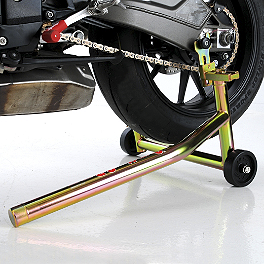 Pit Bull Forward Handle Rear Stand - Yoshimura Universal Race Stand Stopper