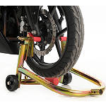 Pit Bull Hybrid Forklift Stand - Pit Bull Products, Inc. Motorcycle Riding Accessories