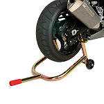 Pit Bull Spooled Rear Stand - Pit Bull Products, Inc. Motorcycle Tools and Maintenance