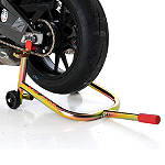 Pit Bull Standard Rear Stand - PITBULL-PRODUCTS,-INC. Dirt Bike Ramps and Stands