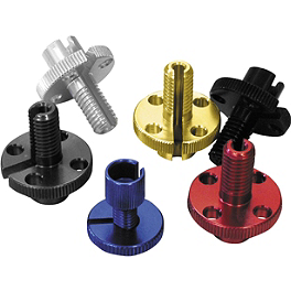 Pro-Bolt 1-Piece Cable Adjuster - Pro-Bolt Bar Ends