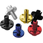 Pro-Bolt 1-Piece Cable Adjuster - Pro-Bolt Motorcycle Controls