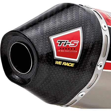 Pro Circuit Ti-5 Carbon End Cap - Main