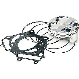 Pro Circuit High Compression Piston Kit - Vertex 4-Stroke Piston - Stock Bore 12.6:1 Compression